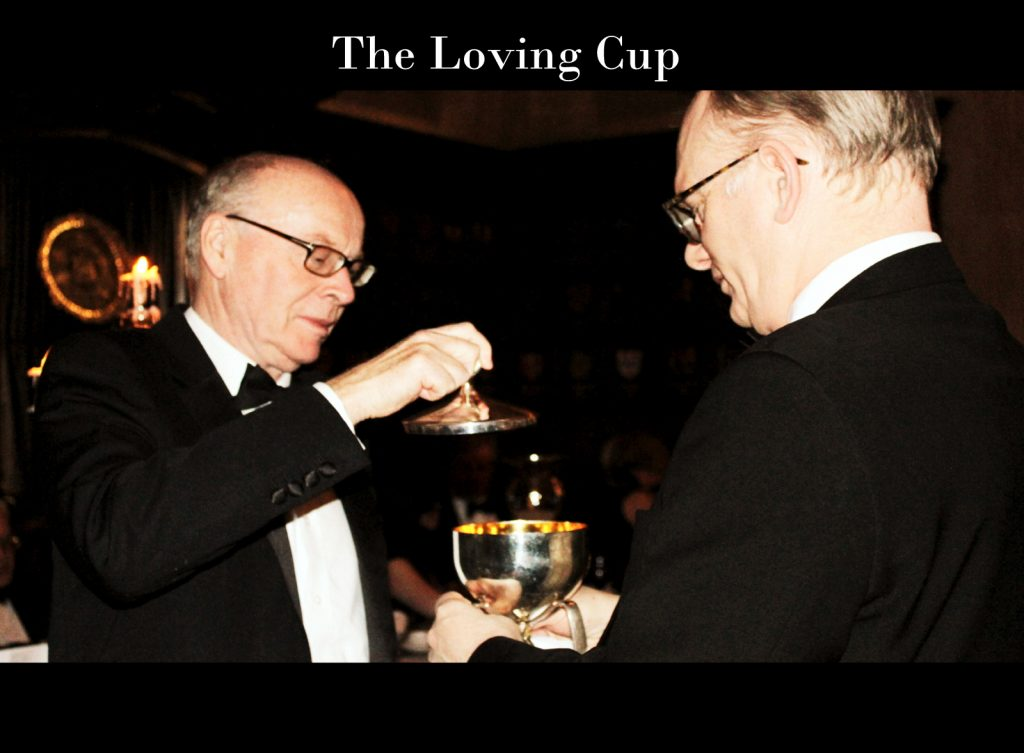 2018 01 30 WCA dinner - The Loving Cup