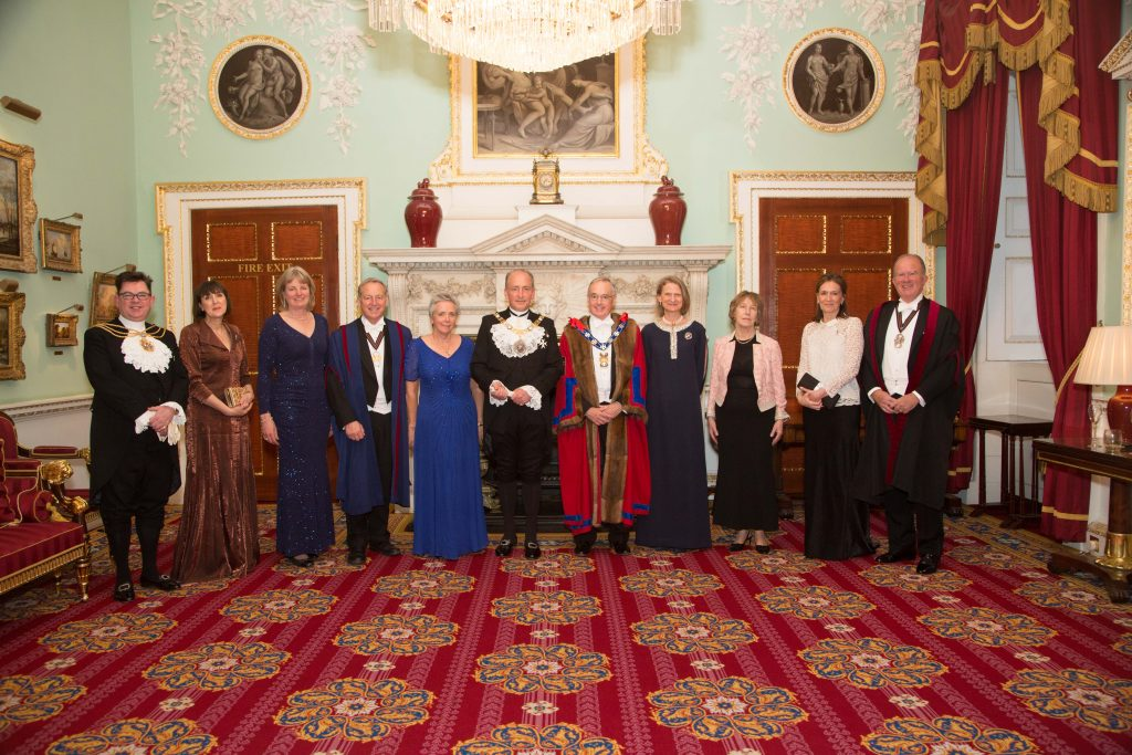 Mansion House 2018