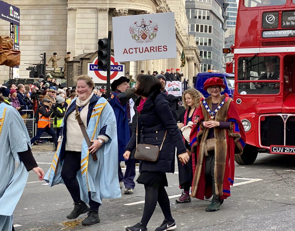 Lord Mayor's Show 9 Nov 2019