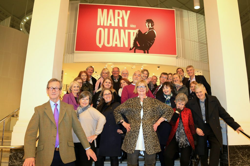 Mary Quant Exhibition 15 Nov 2019